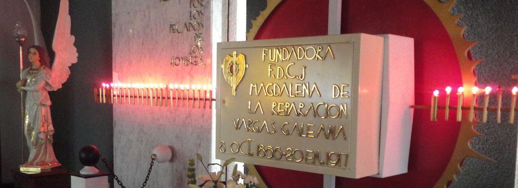 Mausoleo Ma. Magdalena de la Reparación