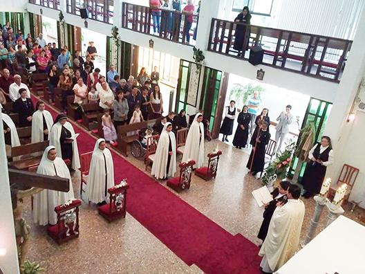Votos Perpetuos, Lampa Perú
