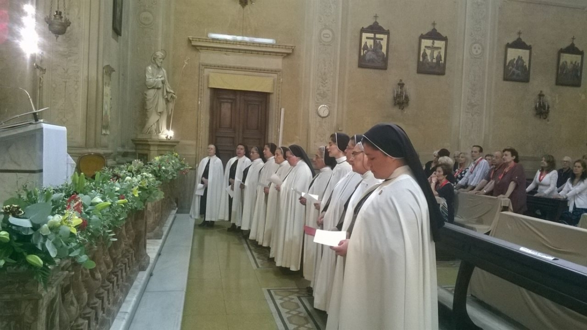 Solemnidad del Sagrado Corazón de Jesús, Roma Italia