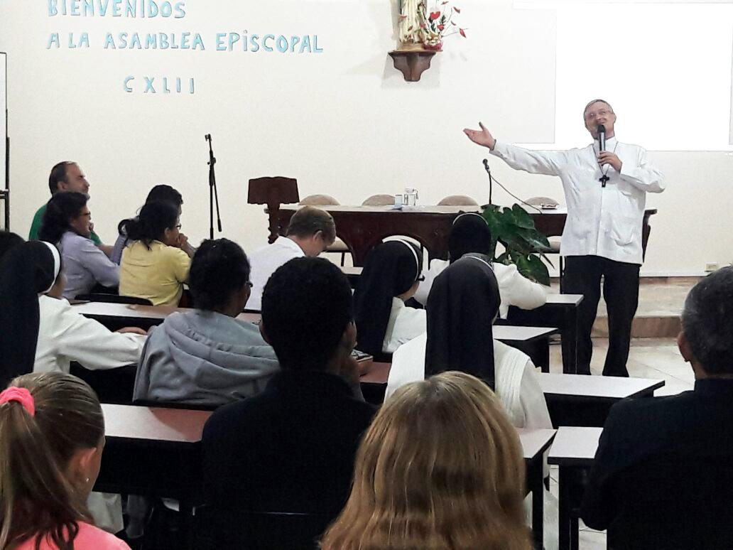 Servicio en el Vicariato Apostólico de Puyo en Ecuador