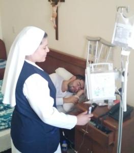 apostolado enfermeria